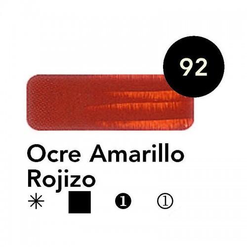 Óleo Goya 200 ml.  Ocre Amarillo Rojizo 92