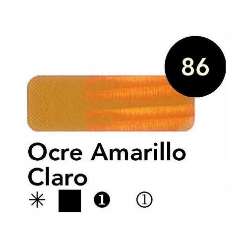 Óleo Goya 200 ml.  Ocre Amarillo Claro 86
