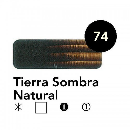 ÓLEO  GOYA 20 ML  TIERRA SOMBRA NATURAL