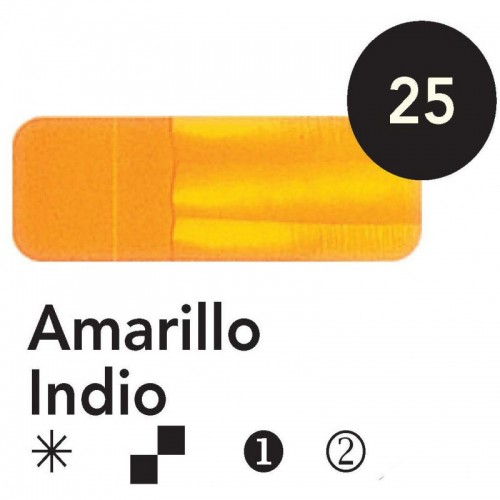 ÓLEO  GOYA 60 ML  AMARILLO INDIO