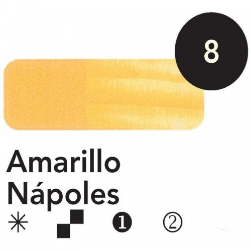 ÓLEO  GOYA 60 ML  AMARILLO NAPOLES