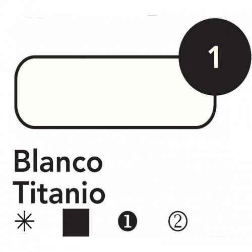 ÓLEO GOYA 60 ML BLANCO TITANIO 1