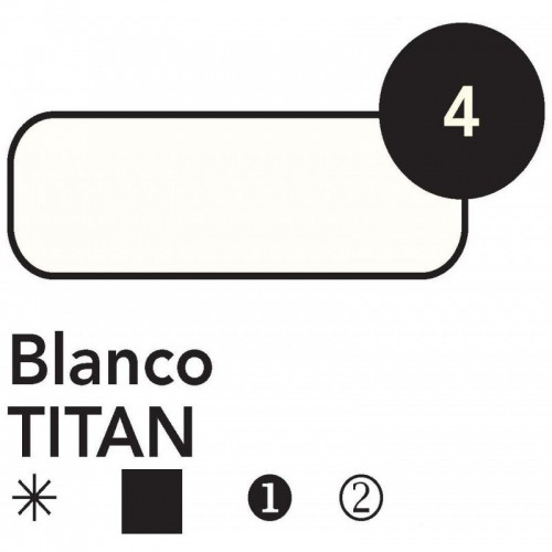 ÓLEO  TITAN 20 ML – BLANCO TITAN SERIE 2