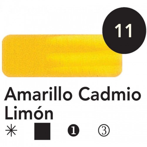 ÓLEO  TITAN 20 ML – AMARILLO CADMIO LIMÓN SERIE 3
