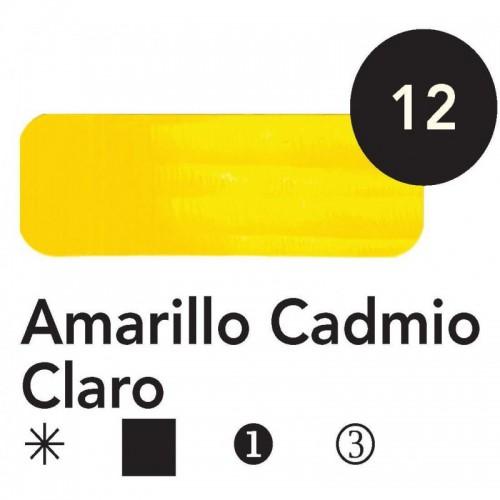 ÓLEO  TITAN 20 ML – AMARILLO CADMIO CLARO SERIE 3