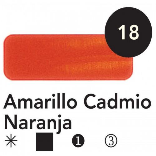 ÓLEO  TITAN 20 ML – AMARILLO CADMIO NARANJA SERIE 3