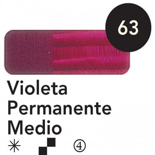 ÓLEO  TITAN 60 ML – VIOLETA PERMANENTE MEDIO SERIE 4