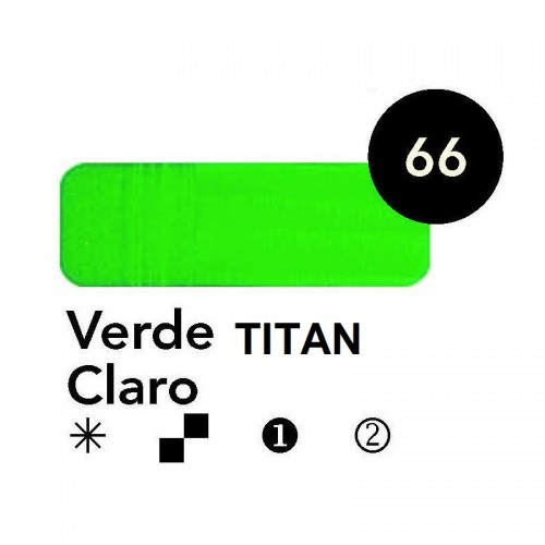 ÓLEO  TITAN 60 ML – VERDE TITAN CLARO SERIE 2