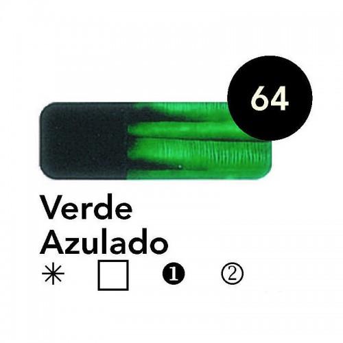 ÓLEO  TITAN 60 ML – VERDE AZULADO SERIE 2
