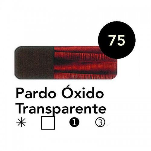 ÓLEO  TITAN 60 ML – PARDO ÓXIDO TRANSPARENTE SERIE 3