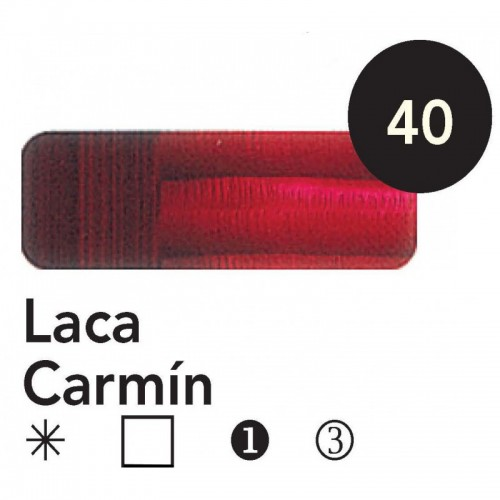 ÓLEO  TITAN 60 ML – LACA CARMÍN SERIE 3