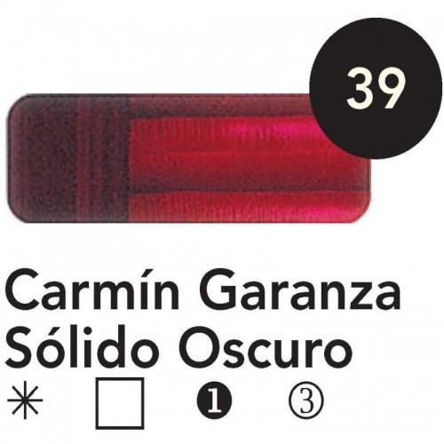 ÓLEO  TITAN 60 ML – CARMÍN GARANZA SÓLIDO OSCURO SERIE 3