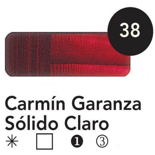 ÓLEO  TITAN 60 ML – CARMÍN GARANZA SÓLIDO CLARO SERIE 3