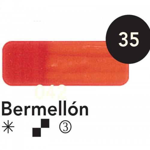 ÓLEO  TITAN 60 ML – BERMELLÓN SERIE 3