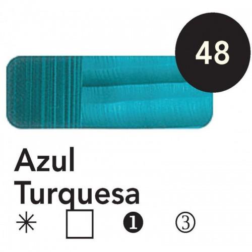 ÓLEO  TITAN 60 ML – AZUL TURQUESA SERIE 3