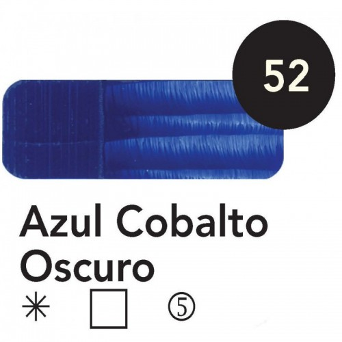 ÓLEO  TITAN 60 ML – AZUL COBALTO OSCURO SERIE 5