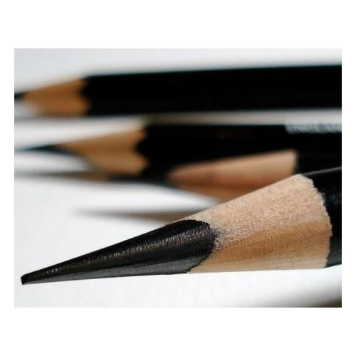 Juego 2 lápices Derwent ONYX - medio y oscuro