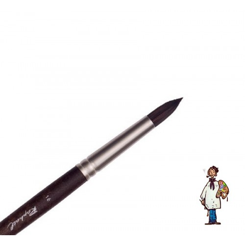 Pincel TEXTURA Raphaël – redondo nº 4 - 4mm