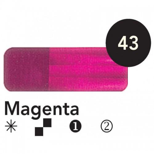 Óleo Goya 200 Ml. Magenta 43