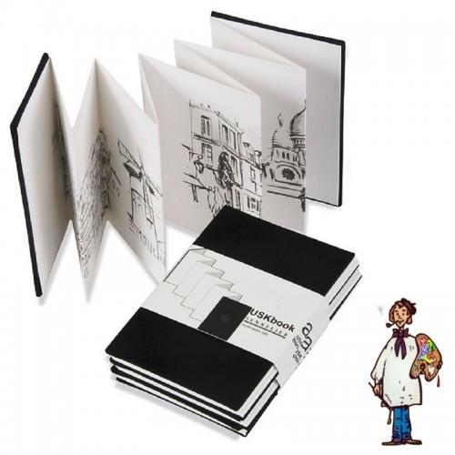 Bloc acordeón 10x15 SENNELIER (Urban Sketch Book )