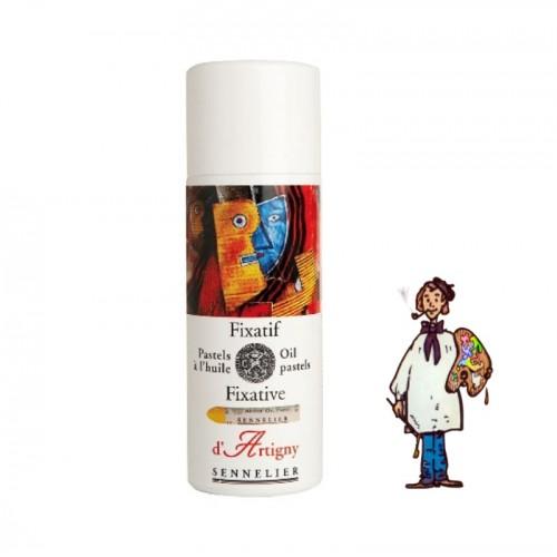SENNELIER Fijativo d'Artigny - pastel al óleo