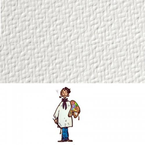 Acuarela Guarro, 350 gr., 50x70, Grano Medio 5 hojas