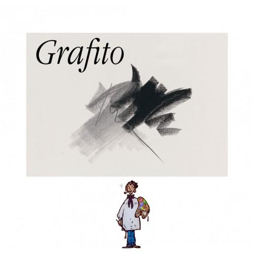 Papel Grafito Guarro 160gr. Paquete 5 Hojas 70x50 Cm.