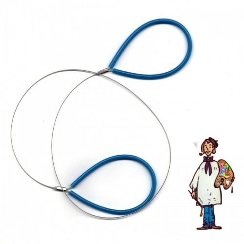 Cable de acero corta arcilla