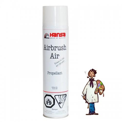 Aire propelente HANSA 600 ml