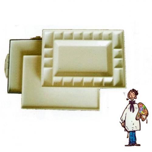caja paleta acuarela