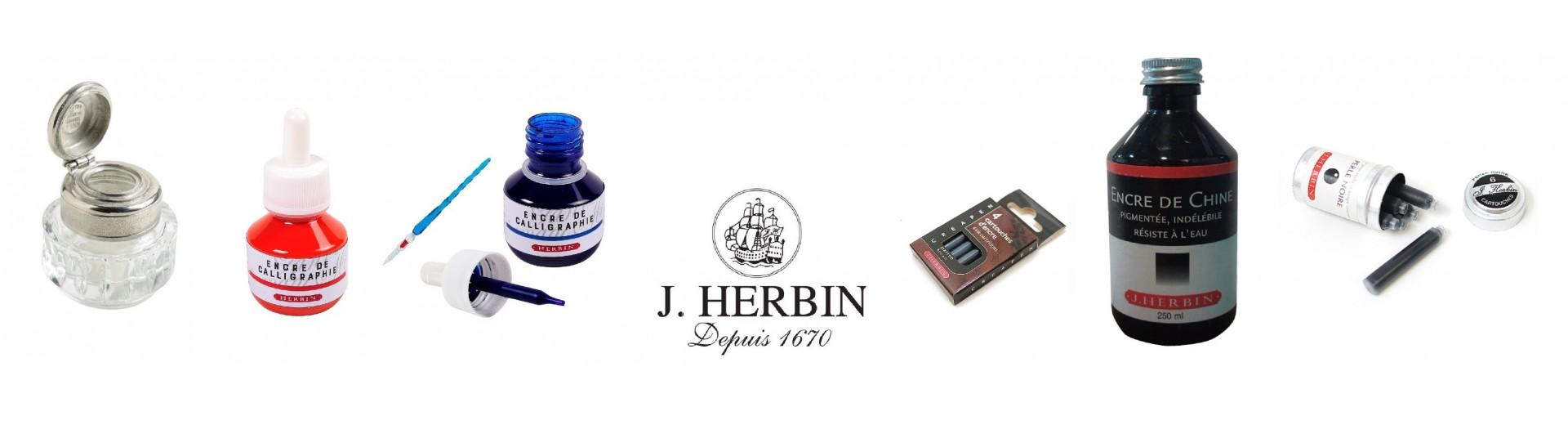 TINTAS J HERBIN
