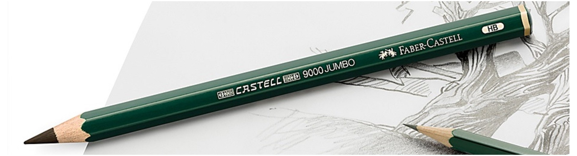 FABER-CASTELL 9000 JUMBO