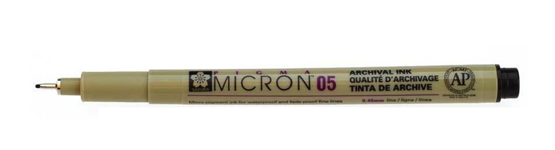 CALIBRADOS PIGMA MICRON