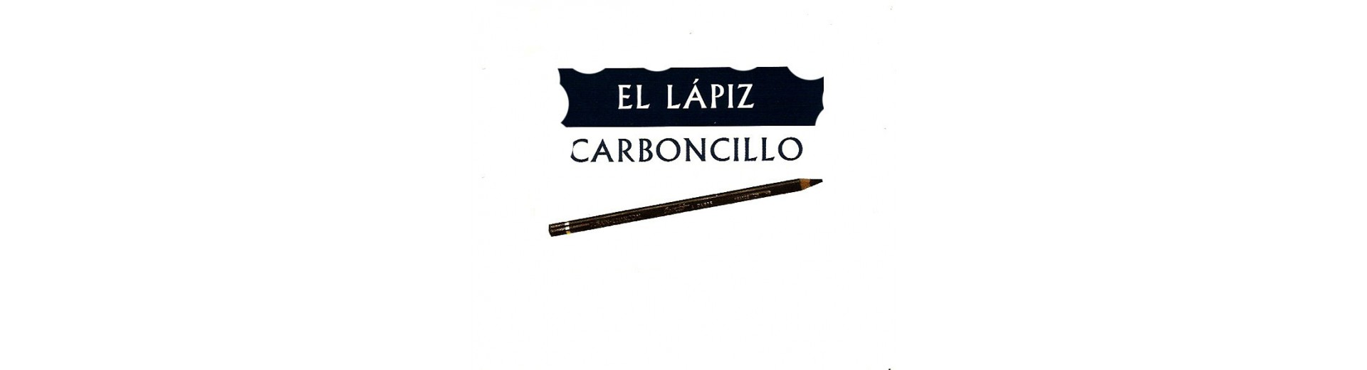 LÁPICES CARBONCILLO
