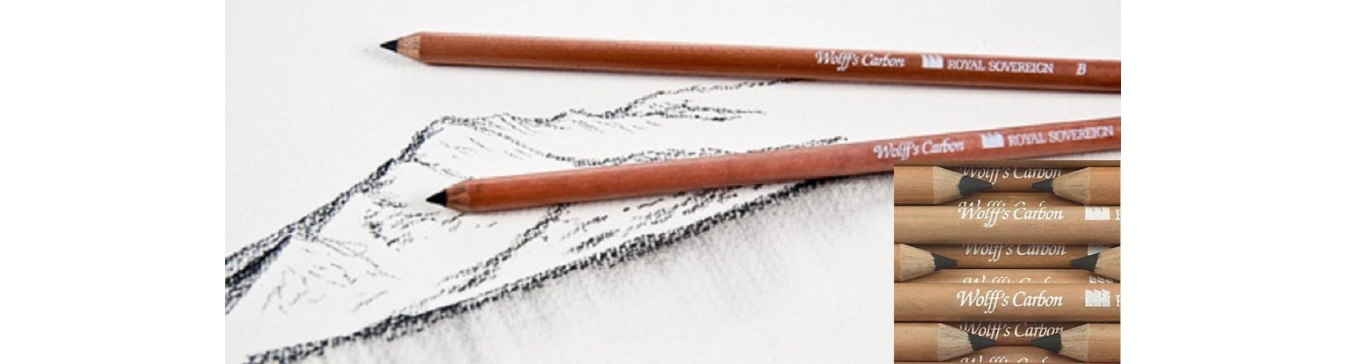 Royal Sovereiign Pencil y Caran d'Ache
