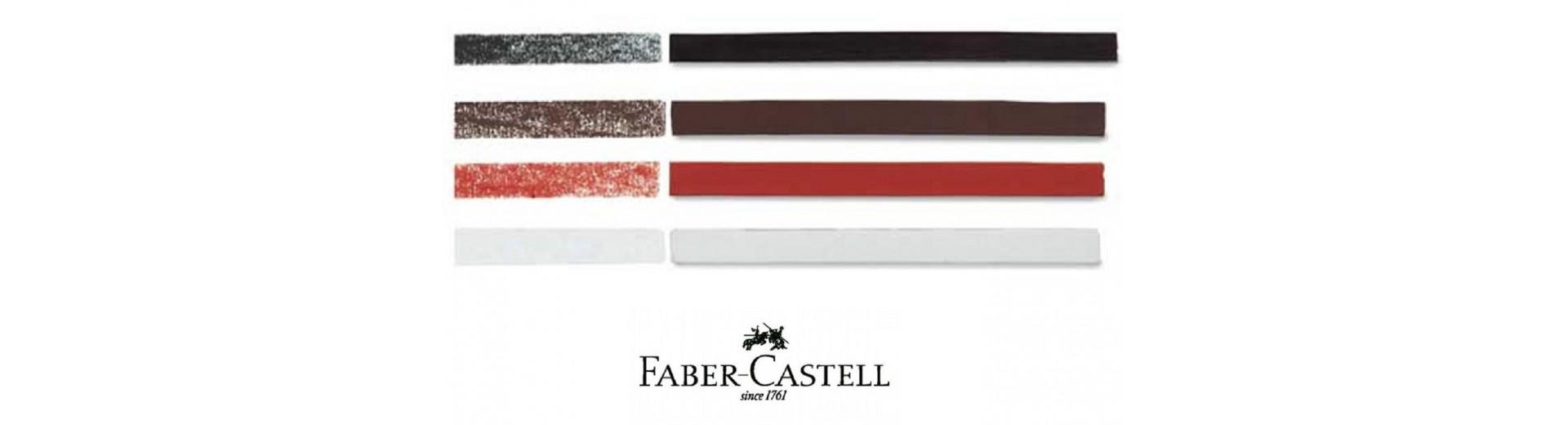 CRETAS MONOCHROME FABER CASTELL