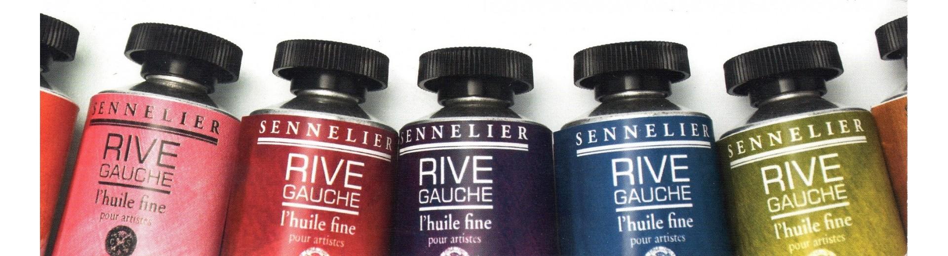 ÓLEO RIVE GAUCHE SENNELIER - BARNICES Y MEDIUMS